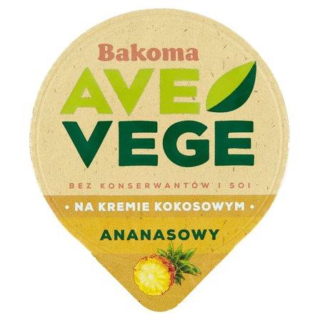 BAKOMA Ave Vege Deser na kremie kokosowym ananasowy (2)