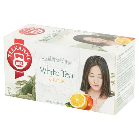 TEEKANNE World Special Teas Herbata biała o smaku cytryny i mango (20 tb.) (1)