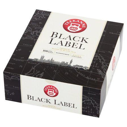 TEEKANNA Black Label Herbata czarna (100 tb.) (1)