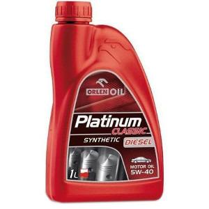 ORLEN Oil Platinum Classic Diesel Olej silnikowy syntetyczny 5W-40 (1)