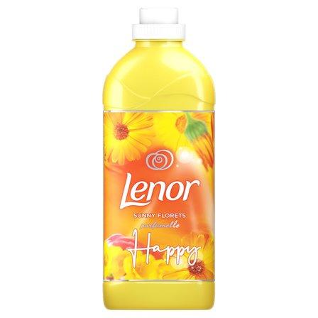LENOR Sunny Florets Płyn do płukania tkanin (48 prań) (1)