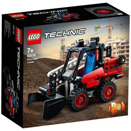 LEGO Technic Miniładowarka 42116 (7+) (1)