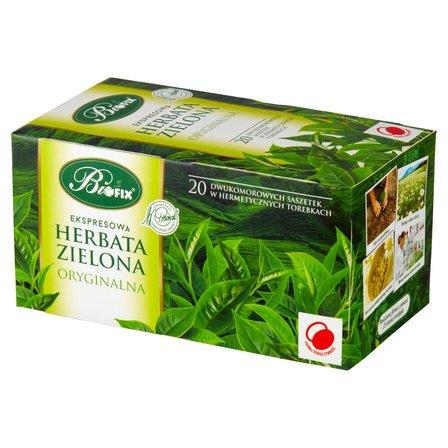 BiFIX Zielona oryginalna Herbata ekspresowa (20 tb.) (1)