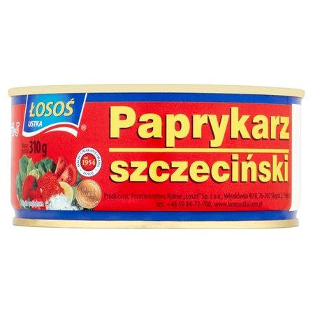 ŁOSOŚ Paprykarz szczeciński (2)