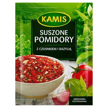 KAMIS Suszone pomidory z czosnkiem i bazylią Mieszanka przyprawowa (1)