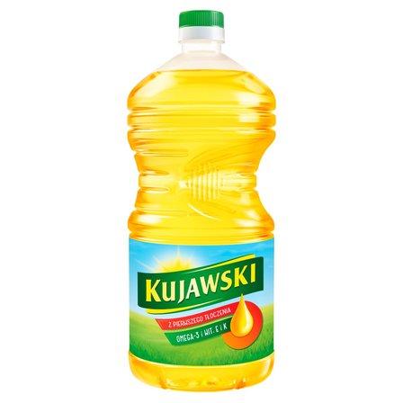KUJAWSKI Olej z pierwszego tłoczenia Filtrowany na zimno (1)