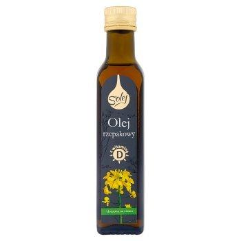 S'olej Olej rzepakowy tłoczony na zimno 250 ml (1)
