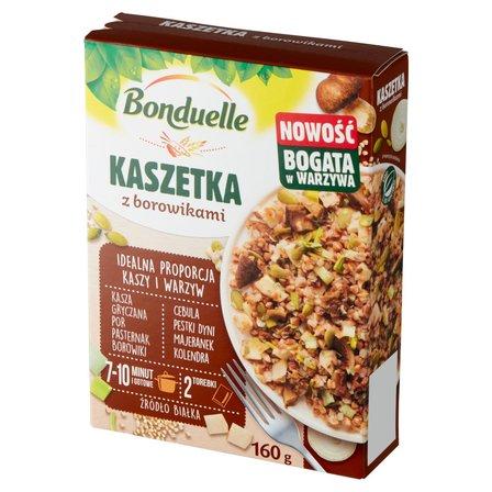 BONDUELLE Kaszetka z borowikami (2 torebki) (1)