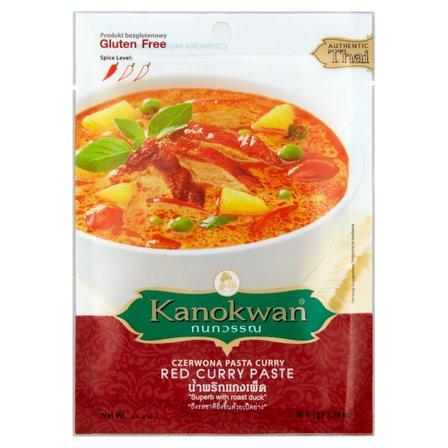 KANOKWAN Czerwona pasta curry (1)