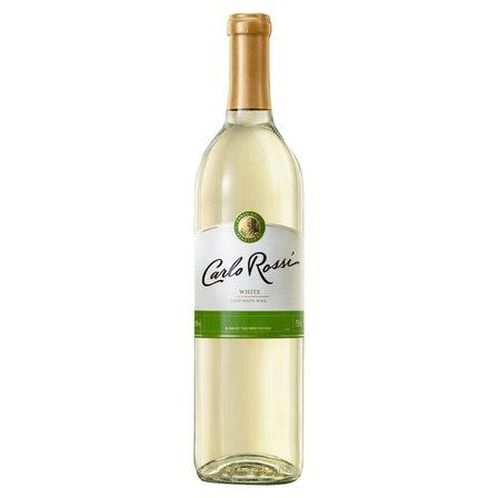 CARLO ROSSI California White Wino białe półwytrawne kalifornijskie (1)