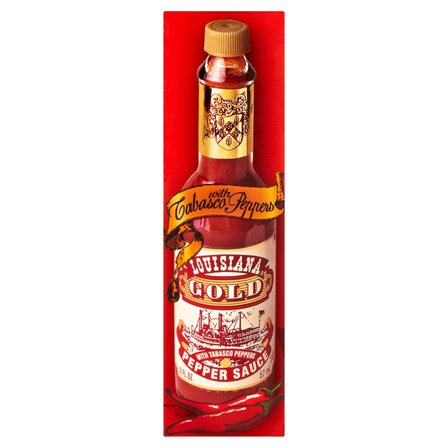 GOLD LOUISIANA Oryginalny sos chili z papryki tabasco (2)