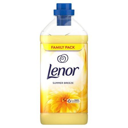 LENOR Summer Breeze Płyn do płukania tkanin (60 prań) (1)