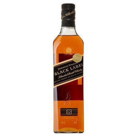 JOHNNIE WALKER Black Label Szkocka whisky (1)