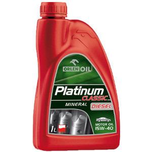 ORLEN Oil Platinum Classic Diesel Mineralny olej silnikowy I5W-40 (1)