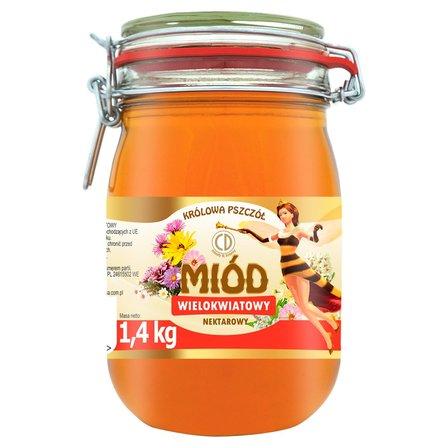 CD Miód pszczeli wielokwiatowy (1)