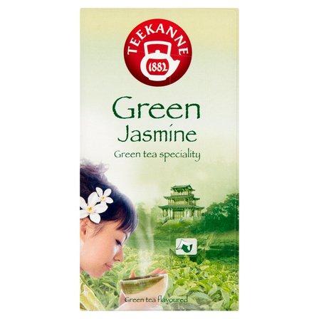 TEEKANNE World Special Teas Green Jasmine Herbata zielona o smaku jaśminowym (20 tb.) (2)