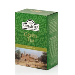 AHMAD TEA Green Herbata zielona liściasta (1)