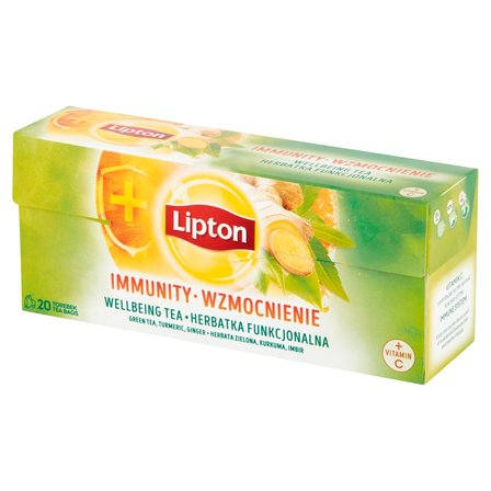 LIPTON Wzmocnienie Herbatka funkcjonalna (20 tb.) (1)