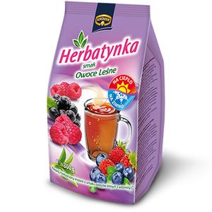 KRUGER Herbatynka smak owoce leśne Napój herbaciany instant (1)