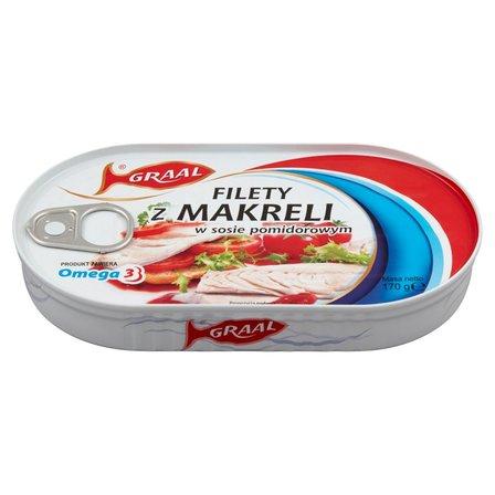 GRAAL Filet z makreli w sosie pomidorowym (1)
