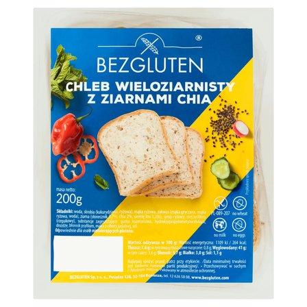 BEZGLUTEN  Chleb wieloziarnisty z ziarnami chia (1)