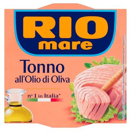 RIO MARE Tuńczyk w oliwie z oliwek (2)