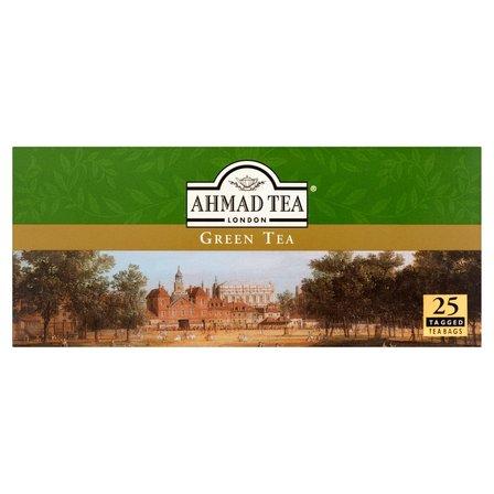 AHMAD TEA Herbata zielona (25 tb.) (2)