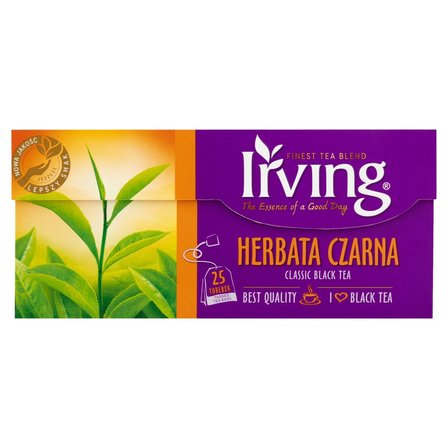 IRVING Herbata czarna (25 tb.) (2)