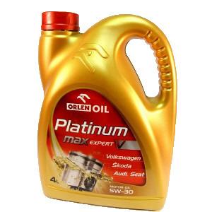 ORLEN Oil Platinum Max Expert V Olej syntetyczny 5W-30 (1)