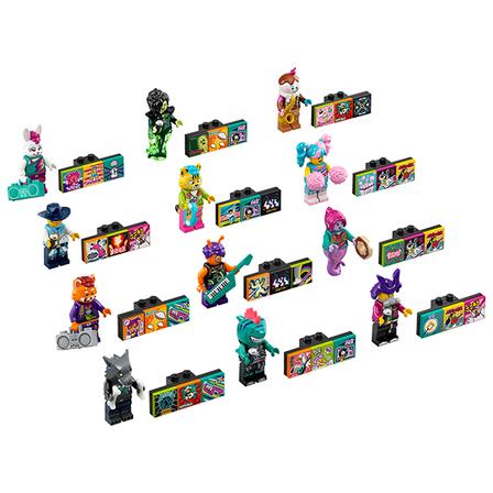 LEGO VIDIYO Zestaw minifigurek Bandmates 43101 (7+) (2)