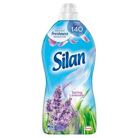 SILAN Spring Lavender Płyn do zmiękczania tkanin (72 prania) (1)