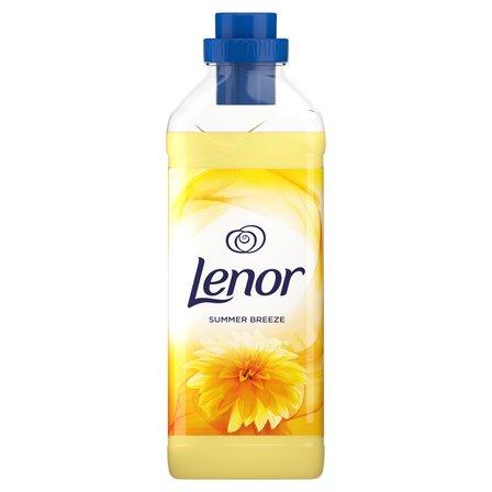 LENOR Summer Breeze Płyn do płukania tkanin (31 prań) (1)