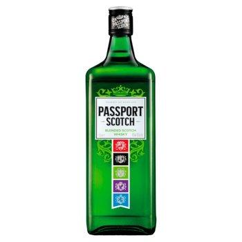 Passport Scotch Szkocka Whisky typu blended 1 l (1)