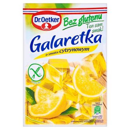 DR. OETKER Galaretka bez glutenu o smaku cytrynowym (1)
