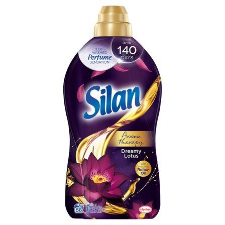 SILAN Aromatherapy Dreamy Lotus Płyn do zmiękczania tkanin (58 prań) (1)