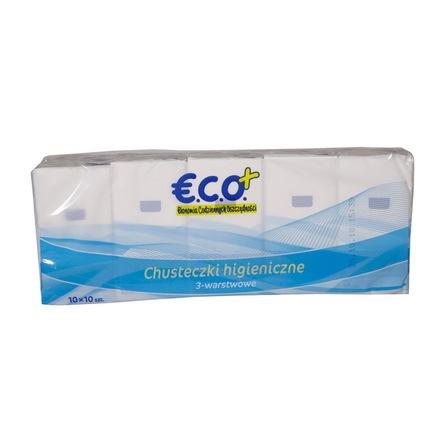 ECO+ Chusteczki higieniczne (1)