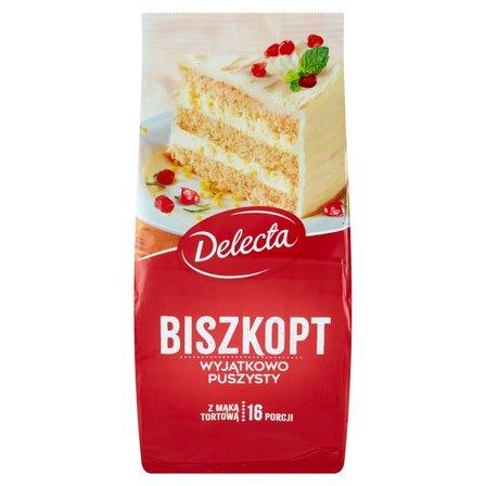 DELECTA Domowe Wypieki Biszkopt ciasto w proszku (1)