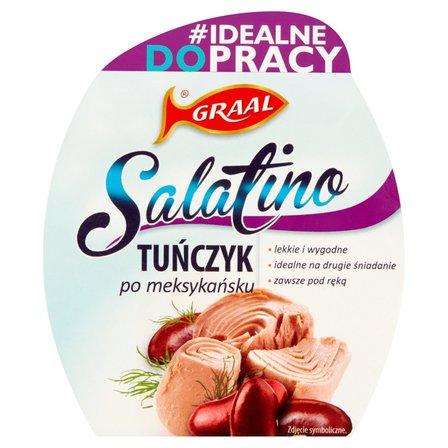 GRAAL Salatino Tuńczyk po meksykańsku (2)