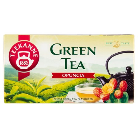TEEKANNE Green Tea Opuncia Aromatyzowana herbata zielona (20 tb.) (2)