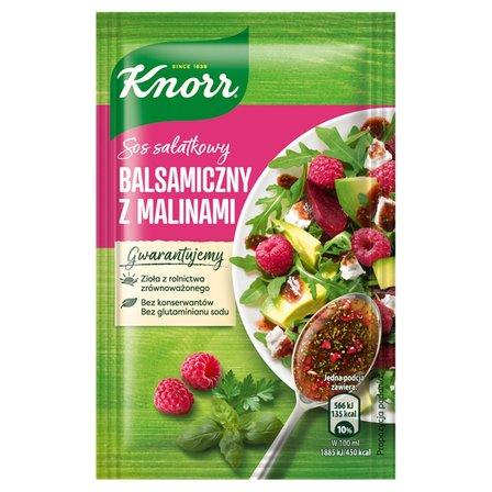 KNORR Sos sałatkowy balsamiczny z malinami (1)