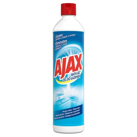 AJAX Żel do łazienek (1)