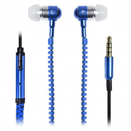VAKOSS Słuchawki z mikrofonem SK-254B niebieskie (1)