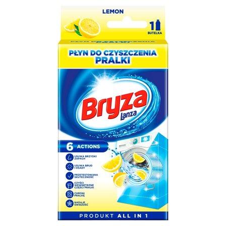 BRYZA Lanza Lemon Płyn do czyszczenia pralki (1)