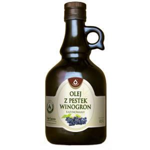 OLEOFARM Olej z pestek winogron rafinowany (1)