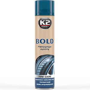 K2 Bold Mleczko do pielęgnacji opon (1)