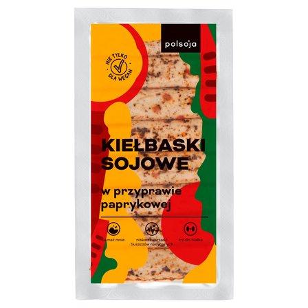 POLSOJA Vege mini-kiełbaski grillowe w przyprawie paprykowej (1)
