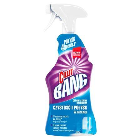 CILLIT Bang Czystość i połysk w łazience Spray (1)