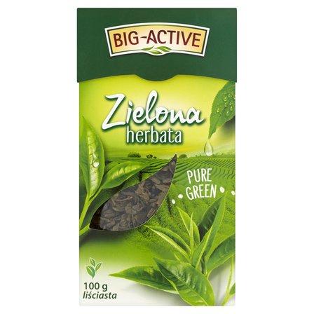 BIG-ACTIVE Zielona herbata Pure Green liściasta (4)