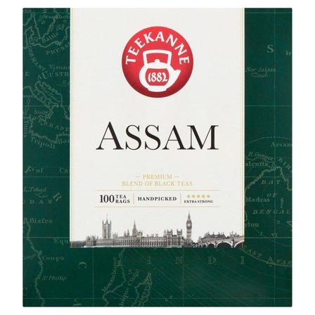 TEEKANNE Assam Mieszanka herbat czarnych (100 tb.) (2)