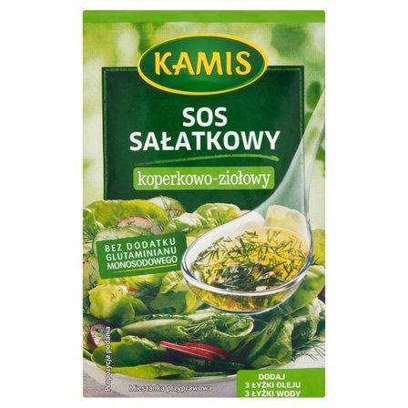KAMIS Sos sałatkowy koperkowo-ziołowy Mieszanka przyprawowa (1)